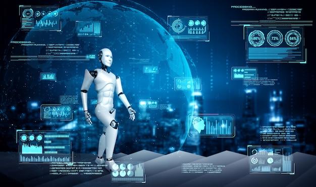未来のロボットとデータ分析