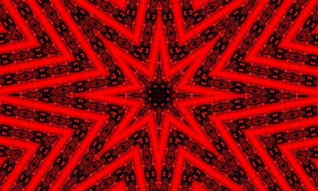 暗い空のグランジコンクリートレンガの背景にバナーの未来的なsf現代ネオン赤光る形フレーム。ヴィンテージレッドカラーサークルランプ。レトロなネオンサイン