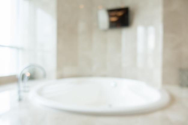 Fuzzy вид ванной