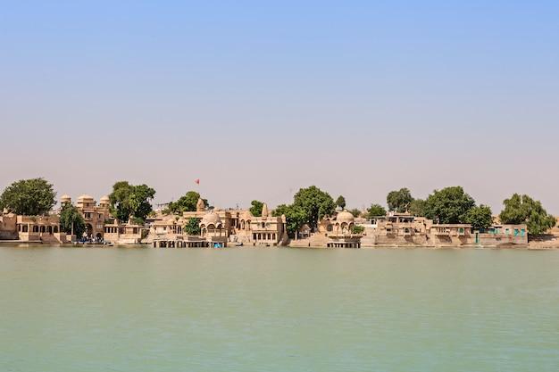 Gadsisar(ガディサガル)湖