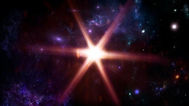 갤럭시 수백만 또는 수십억 별의 시스템