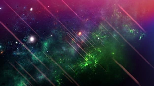 Galaxy数百万または数十億の星のシステム