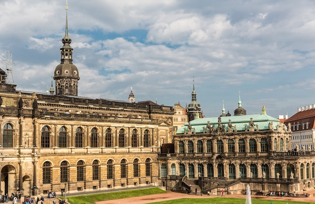 Галереи, музеи, dresdner zwinger