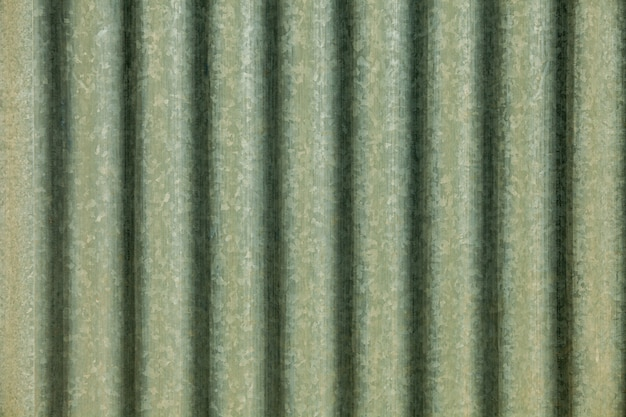 Galvanized profiled sheet metal texture