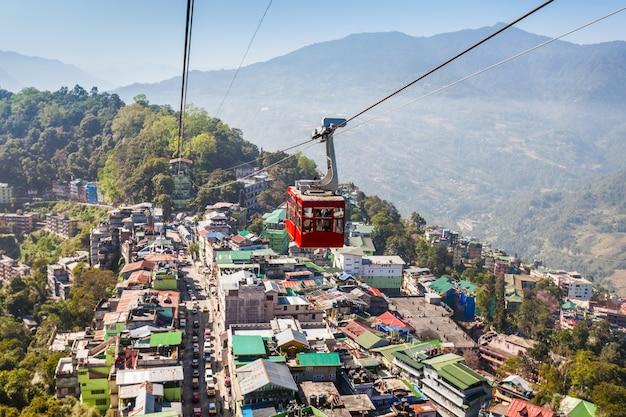 Gangtok ropeway, india