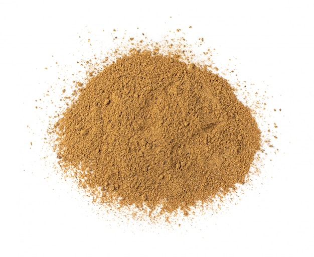 Garam masala powder mix with blended spices and herbs