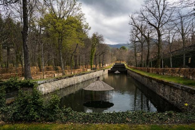 ラグランハデサンイルデフォンソ王宮庭園、スペイン