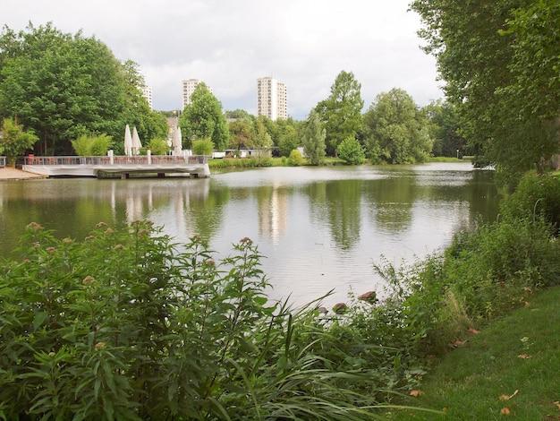 독일 슈투트가르트의 정원