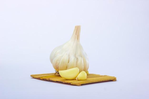Garlic, coriander and ginger indian food recipes