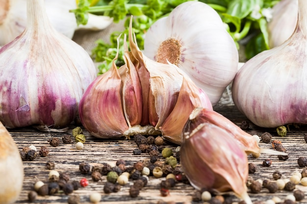 Garlic spices
