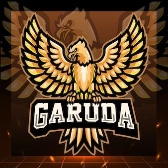 Garuda mascot esport