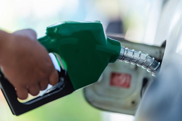 Газовая энергетическая станция с форсункой, бензиновый масляный топливный насос, дизельное топливо для автозаправки, автосервис, транспортная промышленность, силовой автомобиль с заправкой бака