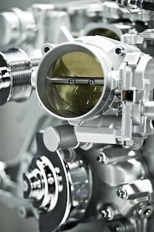 Gas engine elements