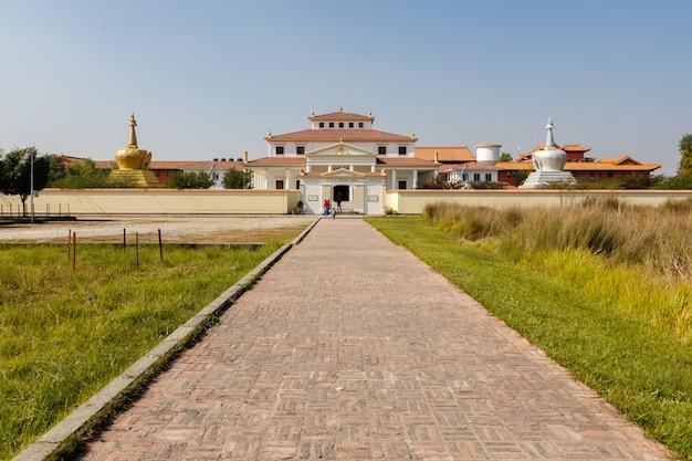 Geden international monastery