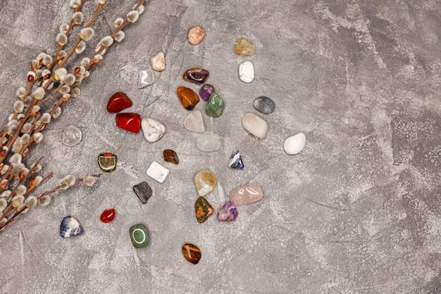 Драгоценные камни кристаллы минералы для медитации