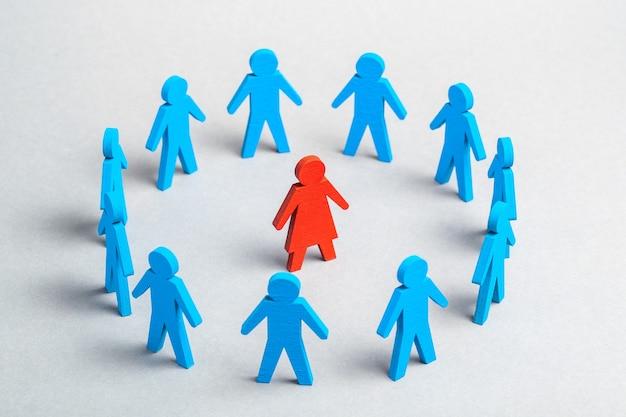 職場および社会における女性の性差別