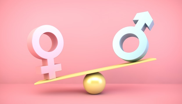 Концепция гендерного разрыва