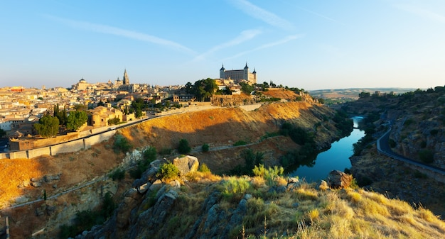 General view of toledo Free Photo