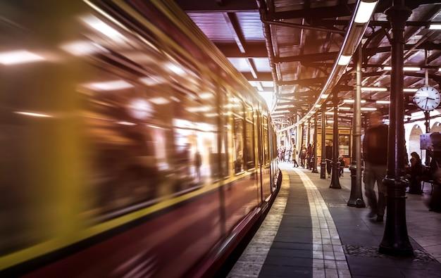 Generic metropolitan platform in berlin