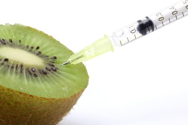 Genetic food engineering