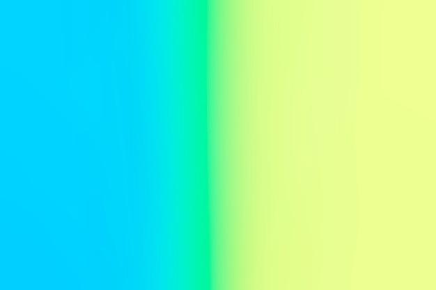 Miscelazione di colori delicati
