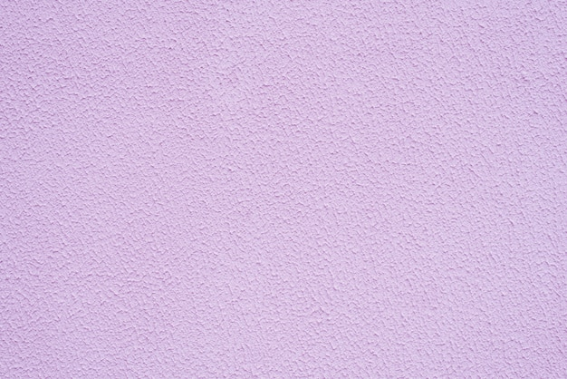 Gently lilac purple background plaster wall. copy space, wallpaper