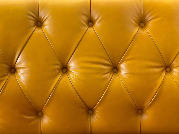 Genuine leather upholstery texture for a luxury decoration