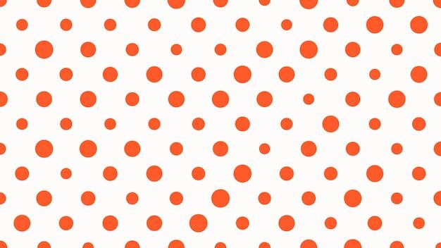 기하학적 추상 빨간 픽셀 점, 간단한 배경입니다. 비즈니스 및 기업 템플릿에 대한 우아하고 평면 3d 그림 스타일