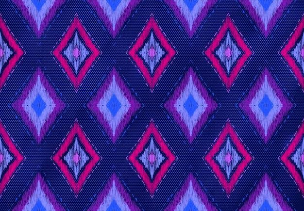 幾何学的でテクスチャのシームレスなパターン