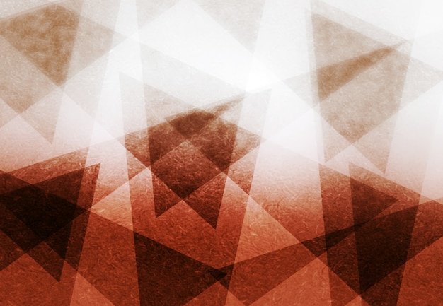 Geometric background in red tones