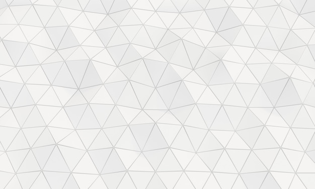 Geometric background with triangular cells.