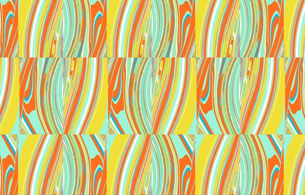 Geometric ethnic pattern seamless design for background or wallpaperabstract pattern