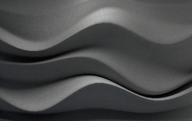 기하학적 도형 구조 추상 인테리어 디자인