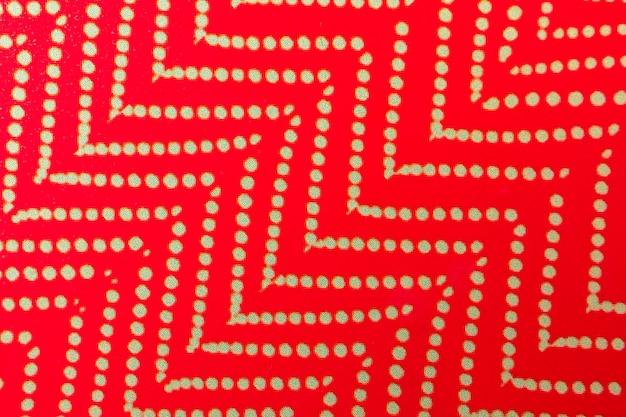 Геометрическая текстура, красная поверхность с точками и линиями, праздничная и праздничная коробка дизайн фона фото