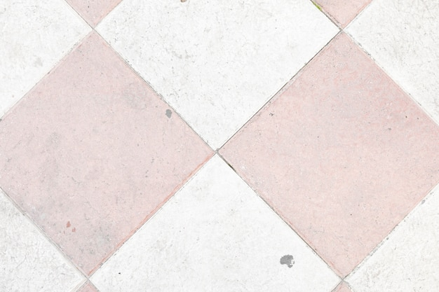 Geometric tiles pattern
