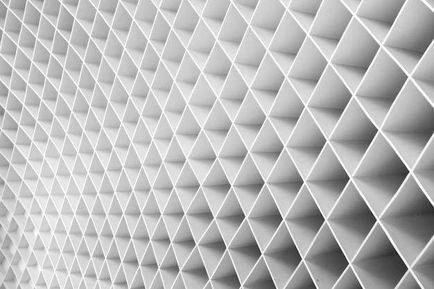 기하학적 벽 외관 배경