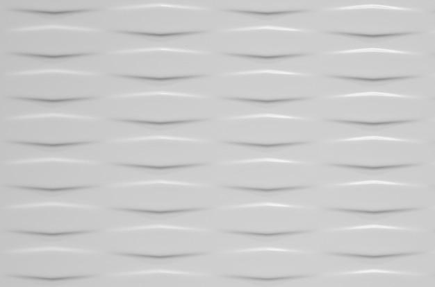 기하학적 흰색 질감