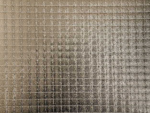 Geometrical pattern of glass textured background