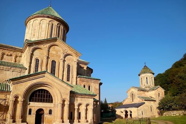 ジョージア西部、クタイシのユネスコ世界遺産、ジェラティ中世修道院群