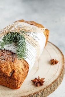 クリスマスシーズンに食べられるドイツのパン