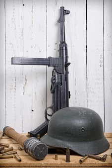 German equipment of world war ii