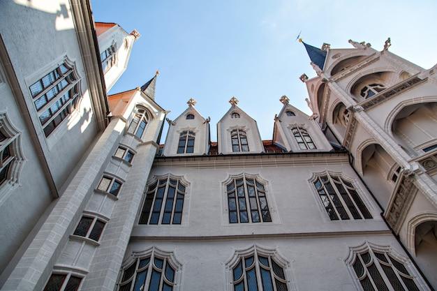 독일 옛 성, meissen, 작센, 독일