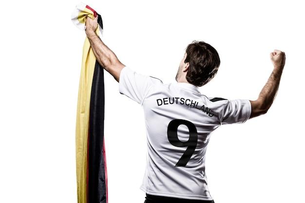 독일 축구 선수, 축하