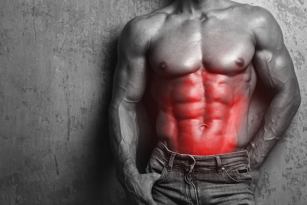 Get six-pack abs fast. specialization for abdominal muscles in bodybuilding.