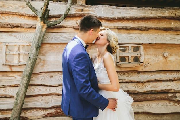 Getting background adult bride wedding