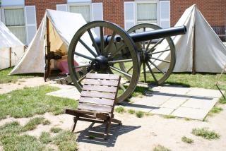Gettysburg pa cannon