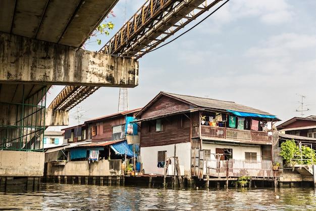 Ghetto in thailand