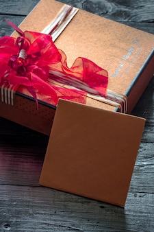 Подарочная коробка для влюбленных
