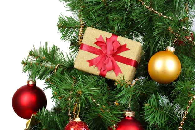 クリスマスツリーのギフト