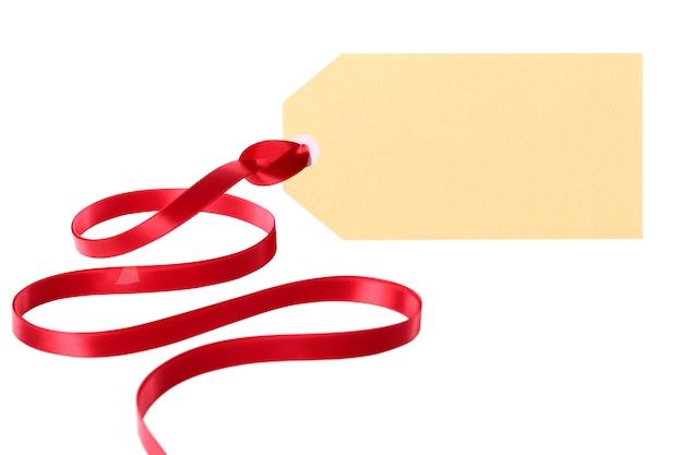 Modifica del regalo con il nastro